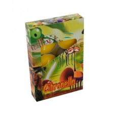 Свечи антимоскитные с цитронеллой, 6 шт